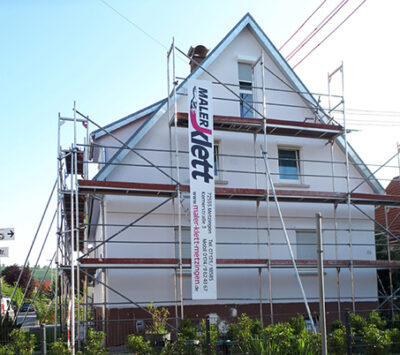 Fassadengestaltung-Maler-Klett-Metzingen